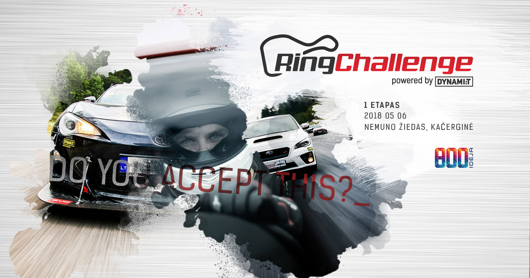 Ring Challenge - 1 Etapas