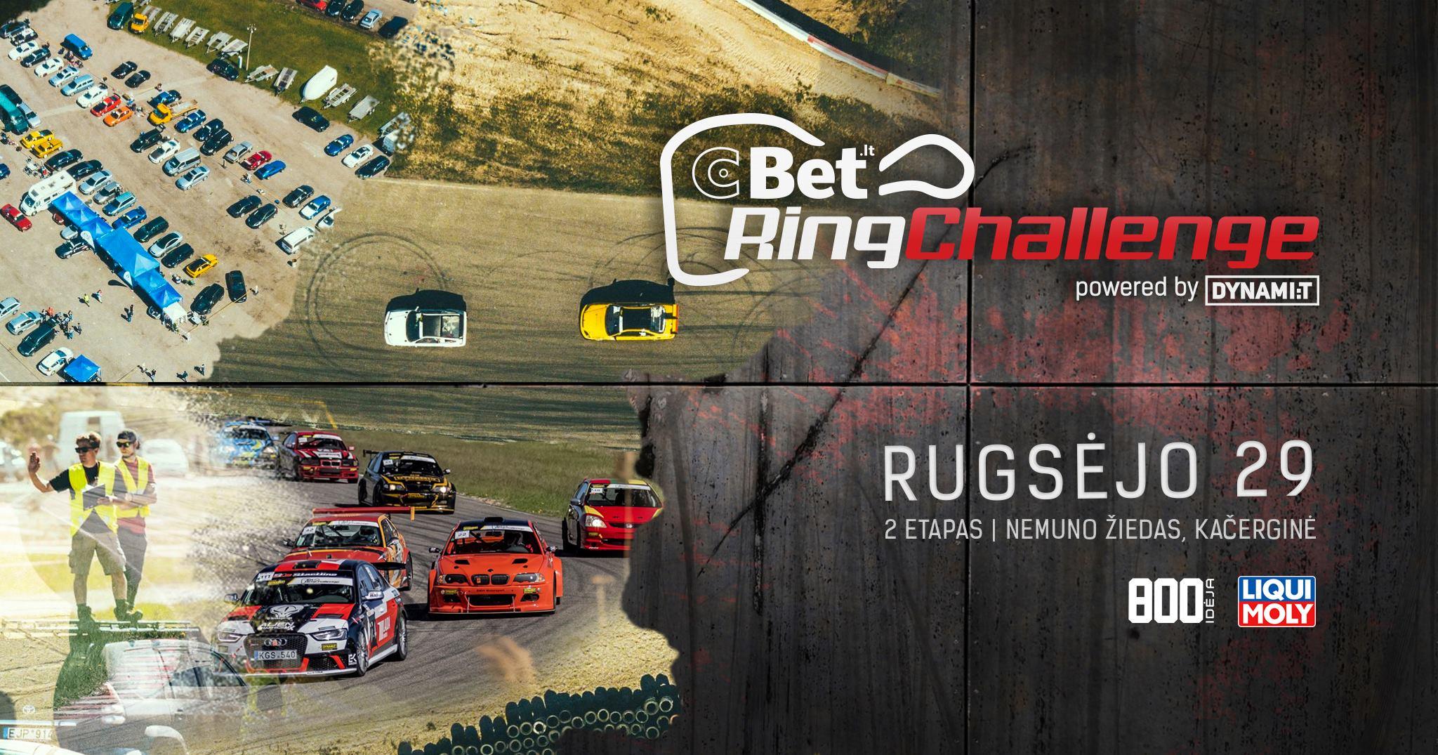 Ring Challenge - 2 Etapas